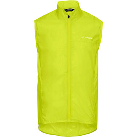 VAUDE Air III Chaleco Hombre, bright green